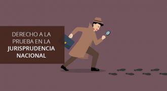 El Derecho a la Prueba en la Jurisprudencia Nacional (TC y CSJ)